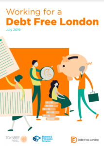 Working for a Debt Free London